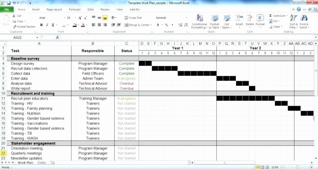 Resource Capacity Planning Excel Template Awesome Resource Capacity Planning Template Excel
