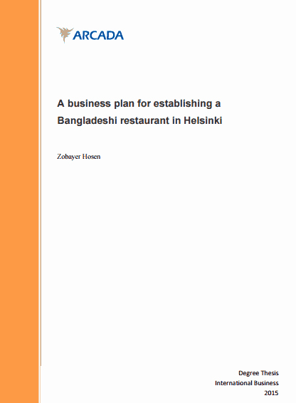 Restaurant Business Plan Template Word Awesome 32 Free Restaurant Business Plan Templates In Word Excel Pdf