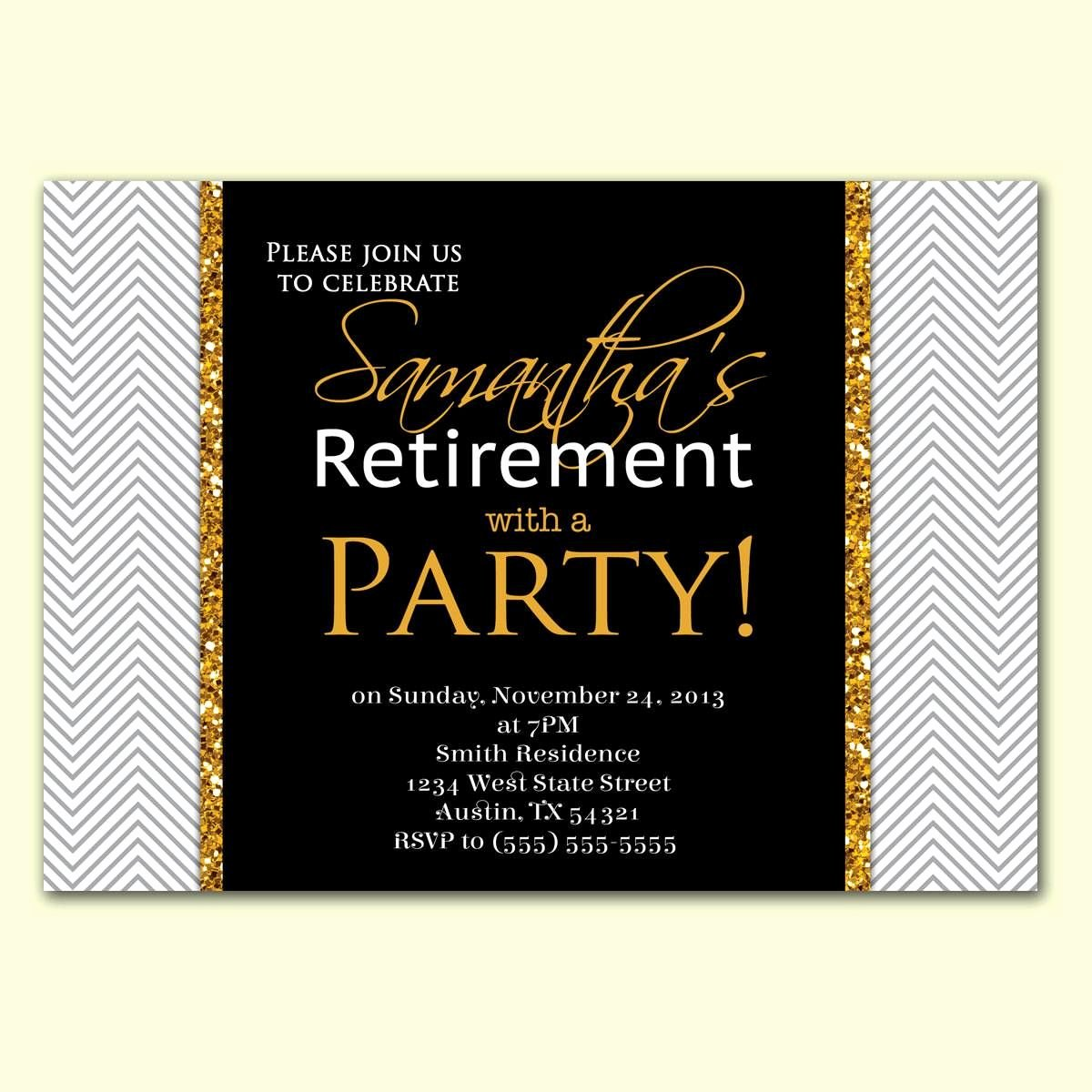 Retirement Luncheon Invitation Template Best Of Retirement Party Invitation Wording In Hindi