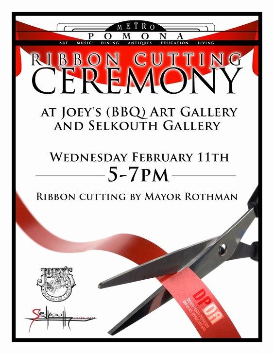 Ribbon Cutting Ceremony Invitation Template Fresh Sample Ribbon Cutting Invitations