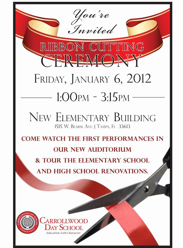 Ribbon Cutting Ceremony Invitation Template Inspirational 12 Best Images About Ribbon Cutting event Barn Quilt