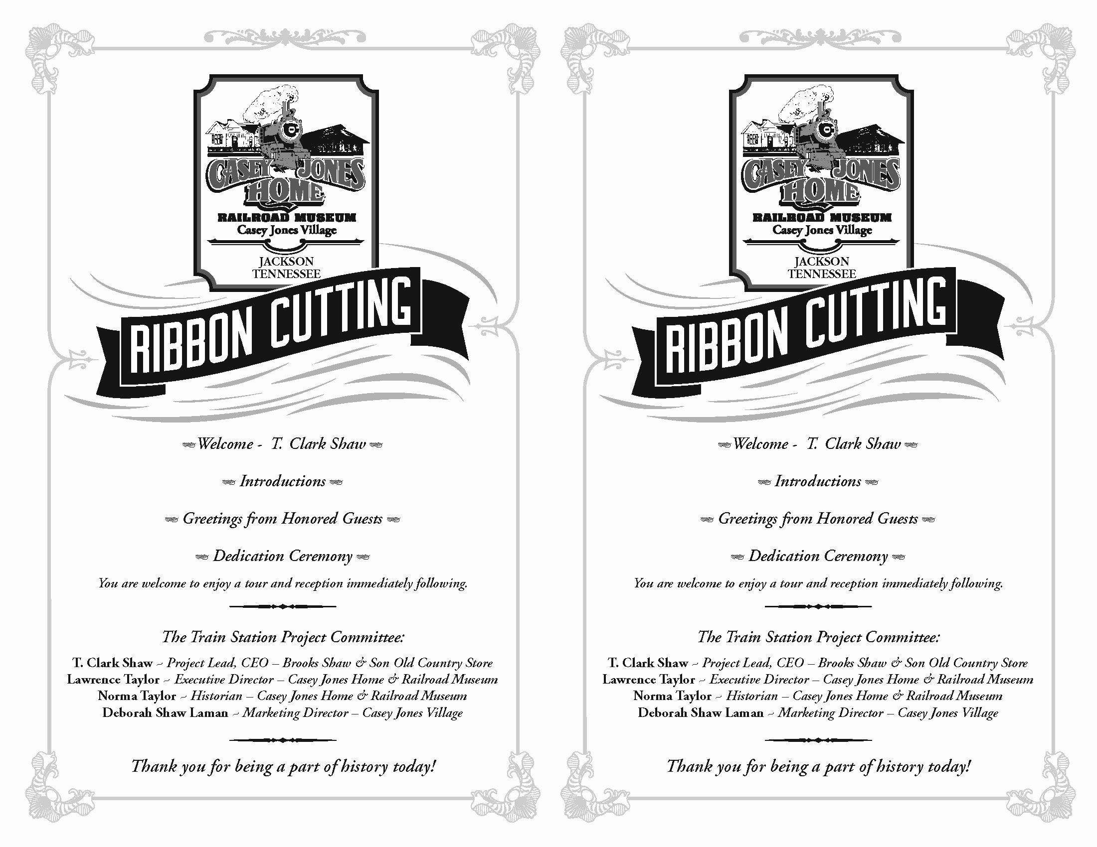 Ribbon Cutting Ceremony Invitation Template Luxury Pin On Military Inspiration