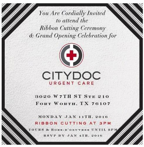 Ribbon Cutting Ceremony Invitation Template Unique Citydoc S Vip Ribbon Cutting Ceremony and Grand Opening