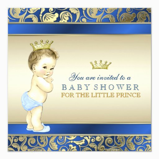 Royal Baby Shower Invitation Template New Custom Royal Baby Shower Invites Templates Page5