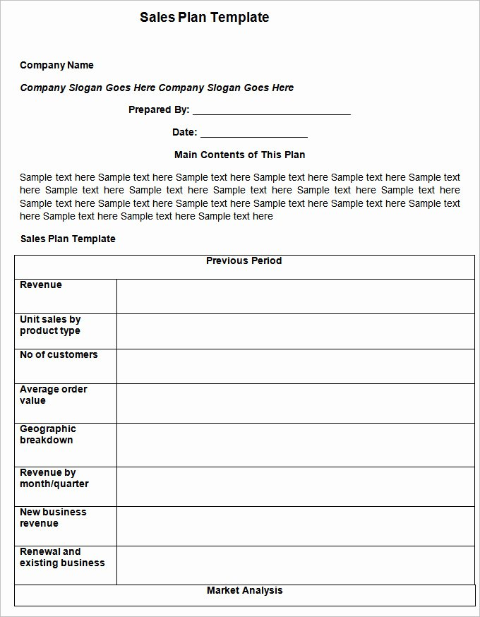Sales Action Plan Template Excel Beautiful Sales Action Plan Template – 11 Free Word Excel Pdf