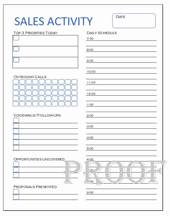 Sales Call Planner Template Best Of 23 Of Sales Call Template Worksheet