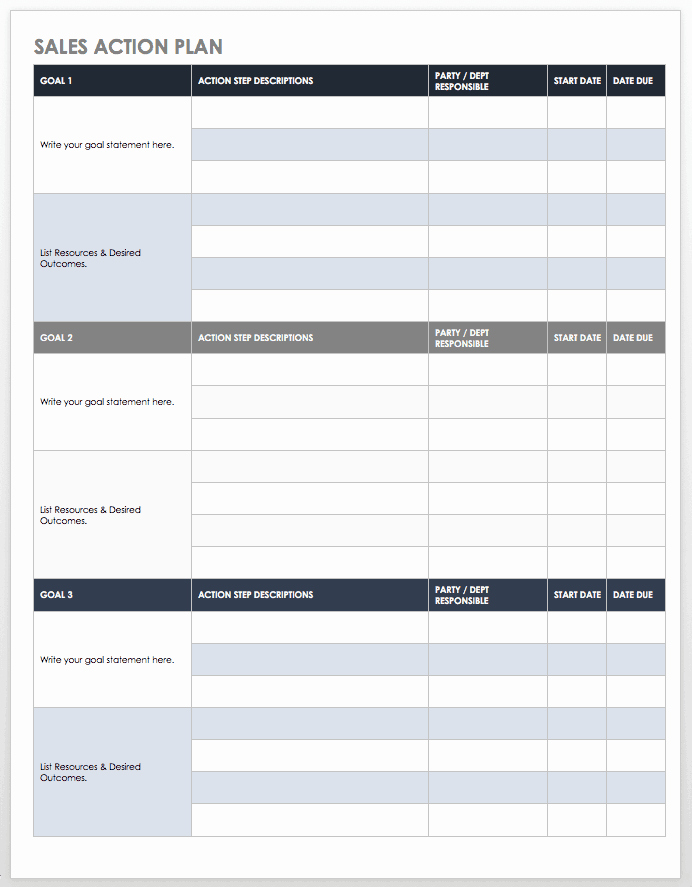 Sales Call Planner Template Unique Free Sales Pipeline Templates