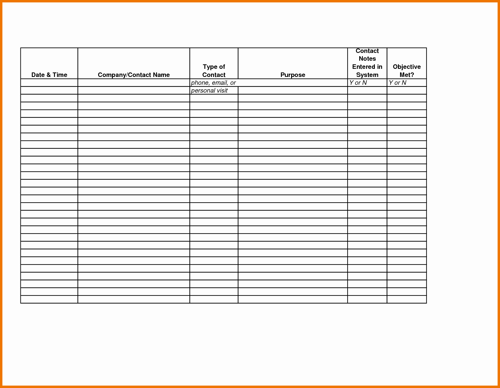 Sales Lead form Template Inspirational Sales Lead List Template Excel