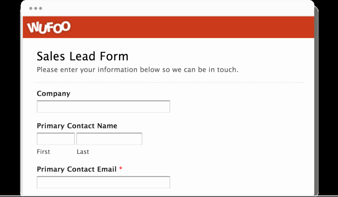 Sales Lead form Template Unique Examples