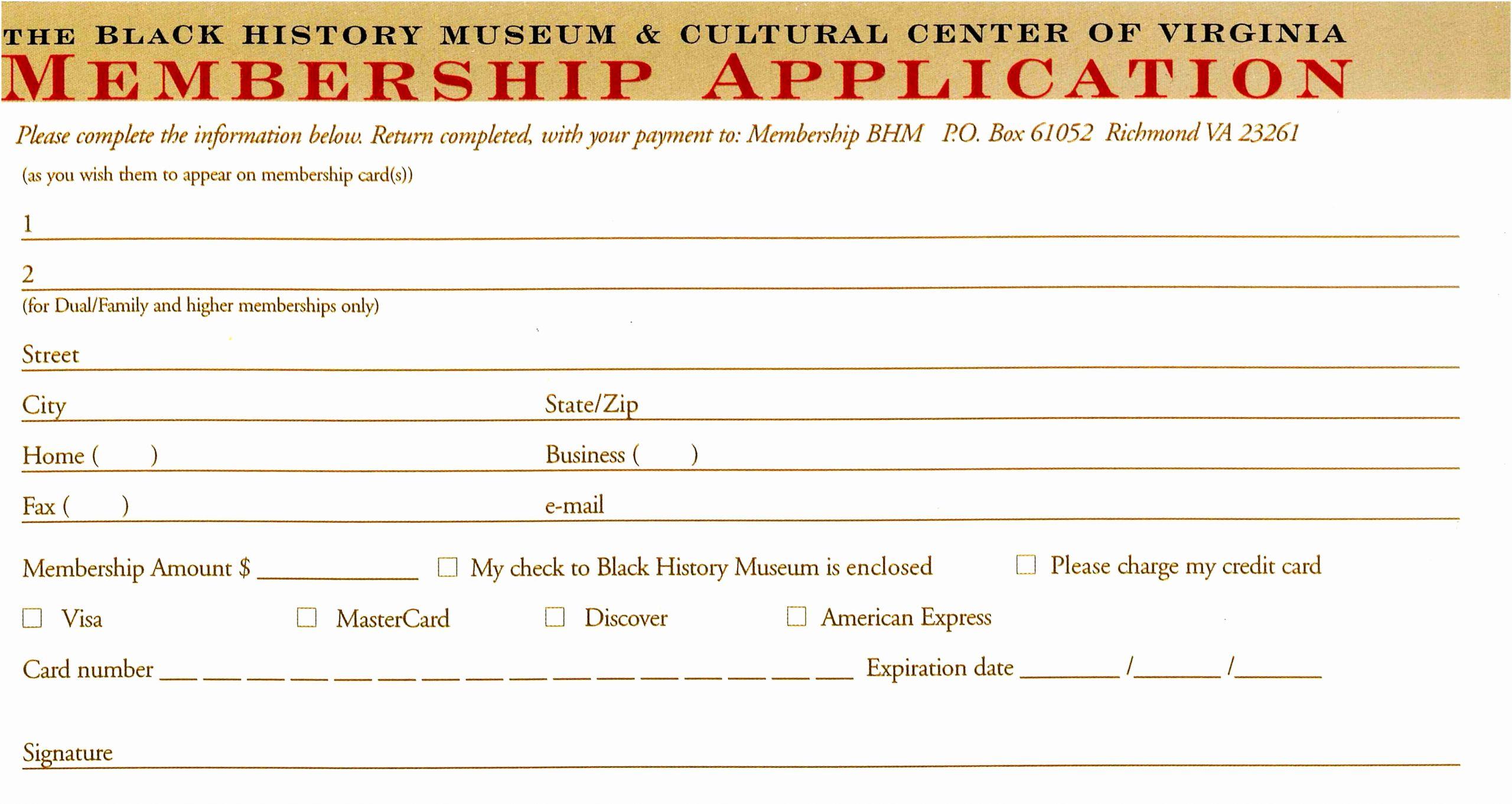 Sample Church Membership form Template Best Of Membership form Template to Pin Pinterest Simple Church