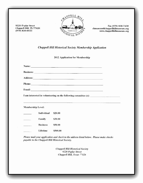 Sample Church Membership form Template Lovely 9 Church Member Information form Template Porpw