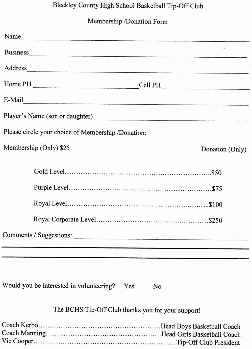 Sample Church Membership form Template New 9 Church Member Information form Template Porpw