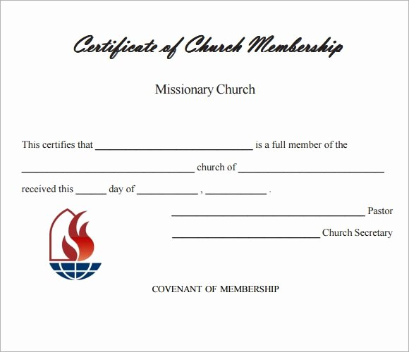 Sample Church Membership form Template New Stephen Amartey Google