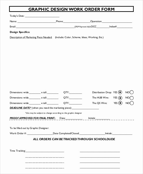 Sample order form Template Best Of Sample order form 10 Examples In Pdf Word