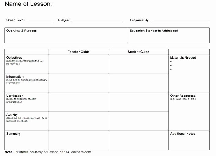 School Age Lesson Plans Template Best Of 12 School Age Lesson Plan Template Uuawu