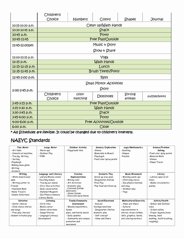 School Age Lesson Plans Template New Beginner Preschool Lesson Plan Download now Doc