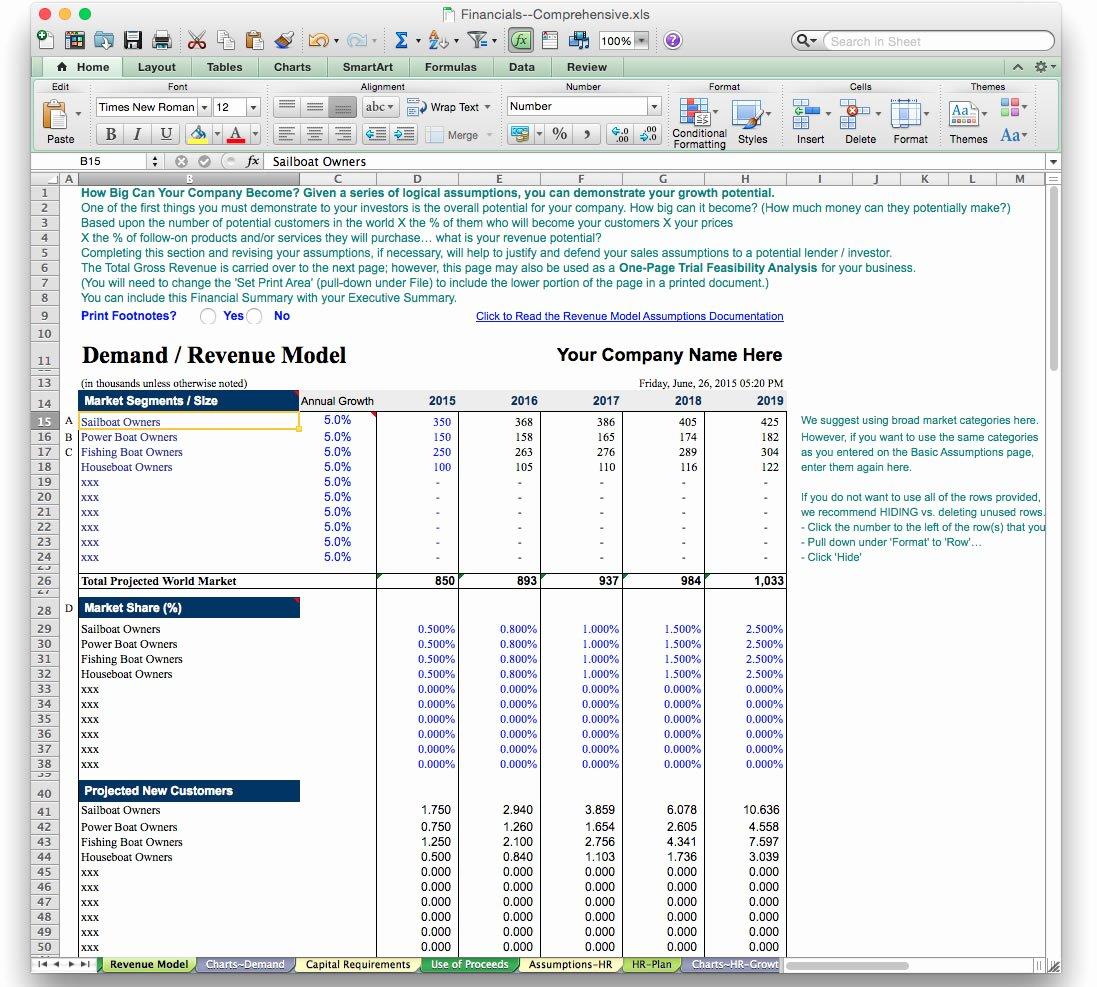 Scores Business Plan Template Unique Score Business Plan Template Free Spreadsheet Templates