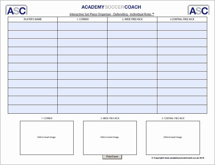 Soccer Session Plan Template Elegant Interactive Session Plans™ Academy soccer Coach