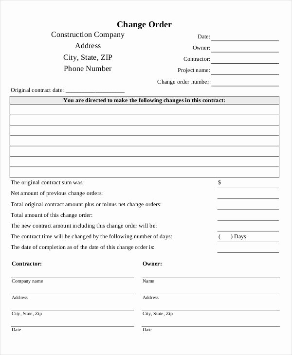Special order form Template Inspirational 34 Simple order forms