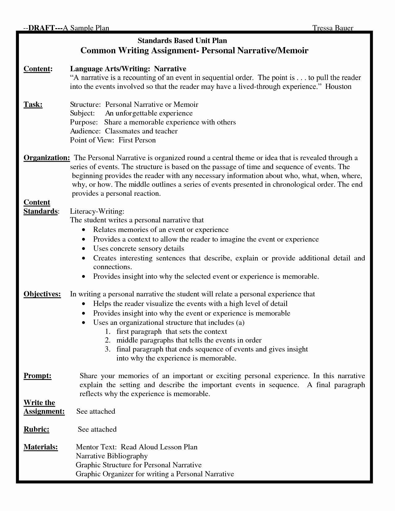 Standard Based Lesson Plan Template Beautiful Best S Of Standards Based Lesson Plan format