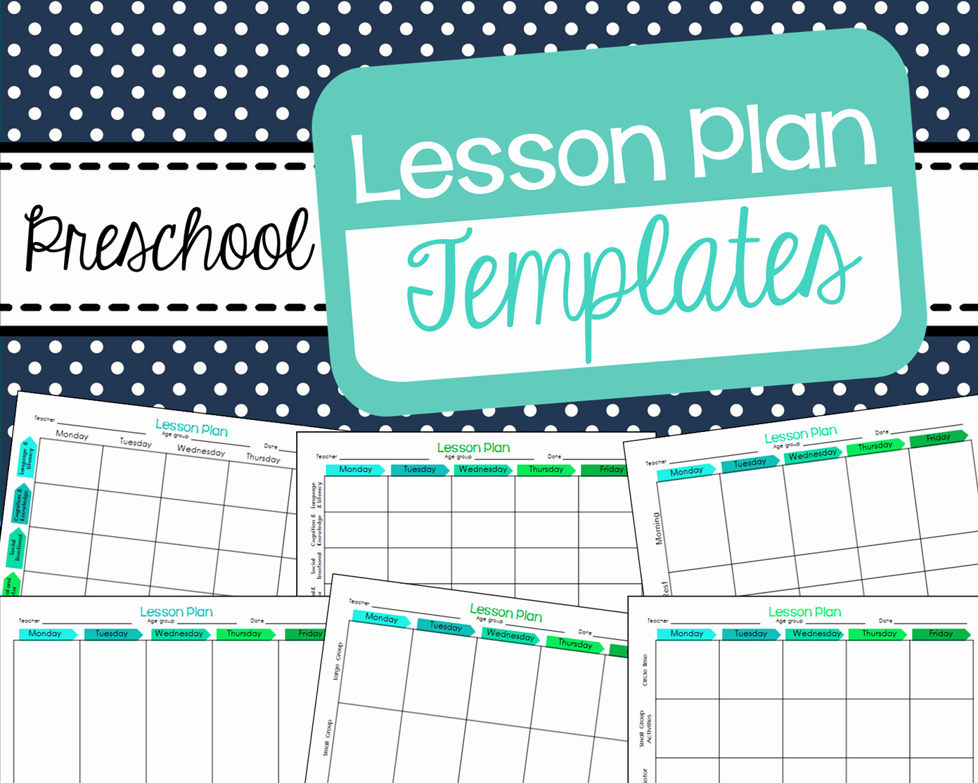 Standards Based Lesson Plan Template Unique Free Preschool Lesson Plan Templates