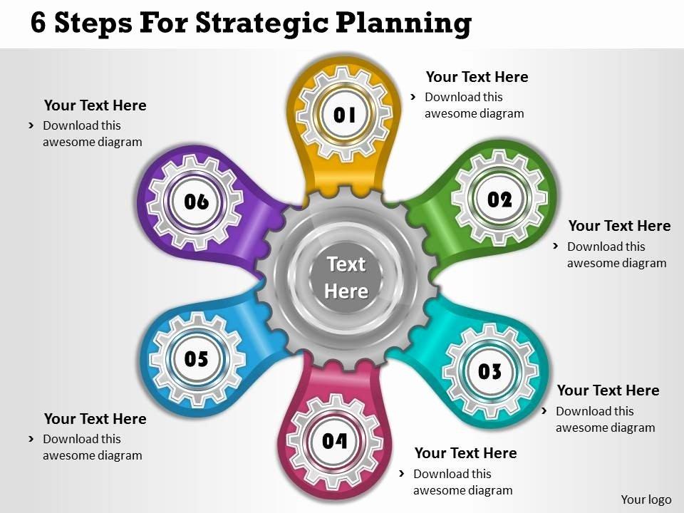 Strategic Plan Powerpoint Template Best Of Strategic Plan Powerpoint Template