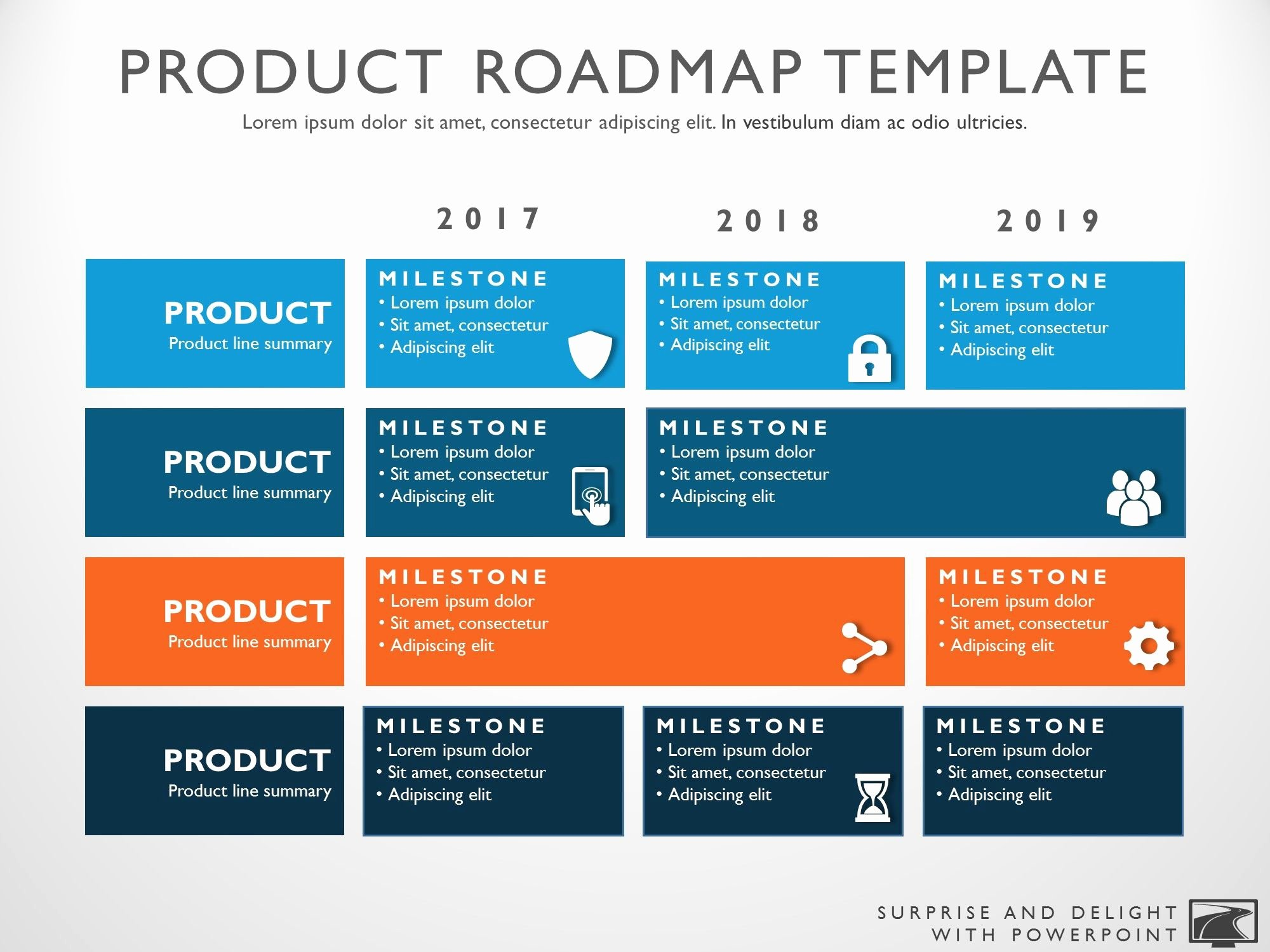 Strategic Plan Timeline Template Unique Three Phase Business Planning Timeline Roadmapping