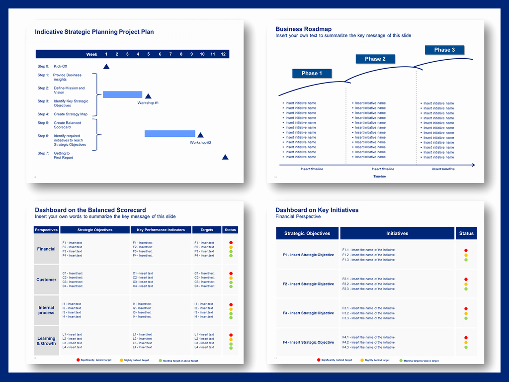 Strategic Planning Template Excel Awesome Download A Simple Strategic Plan Template