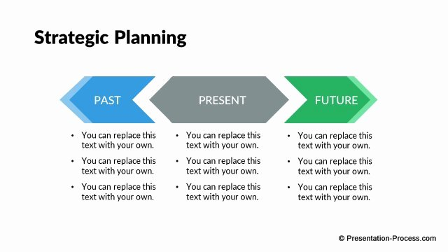 Strategic Planning Template Ppt Best Of Flat Design Templates for Powerpoint Process
