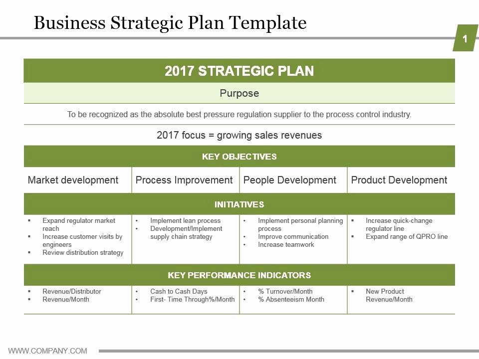 Strategic Planning Template Ppt Elegant Business Strategic Plan Template Powerpoint Guide