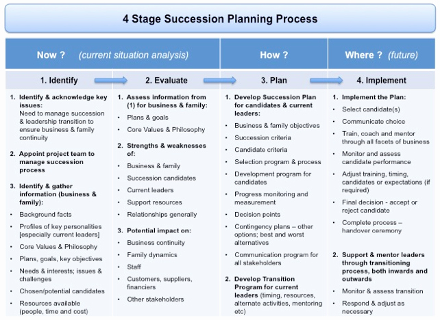 Succession Planning Template for Managers Luxury Succession Planning and Transition Management the