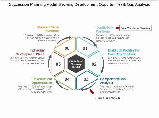 Succession Planning Template for Managers Unique Succession Planning Model Showing Development