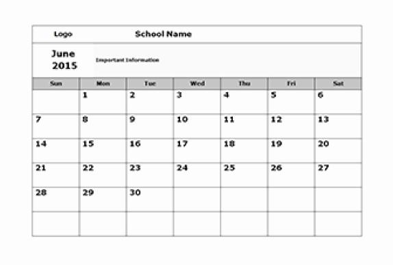 Sunday School Schedule Template Beautiful 8 Weekly Calendar Templates – Fine Word Templates
