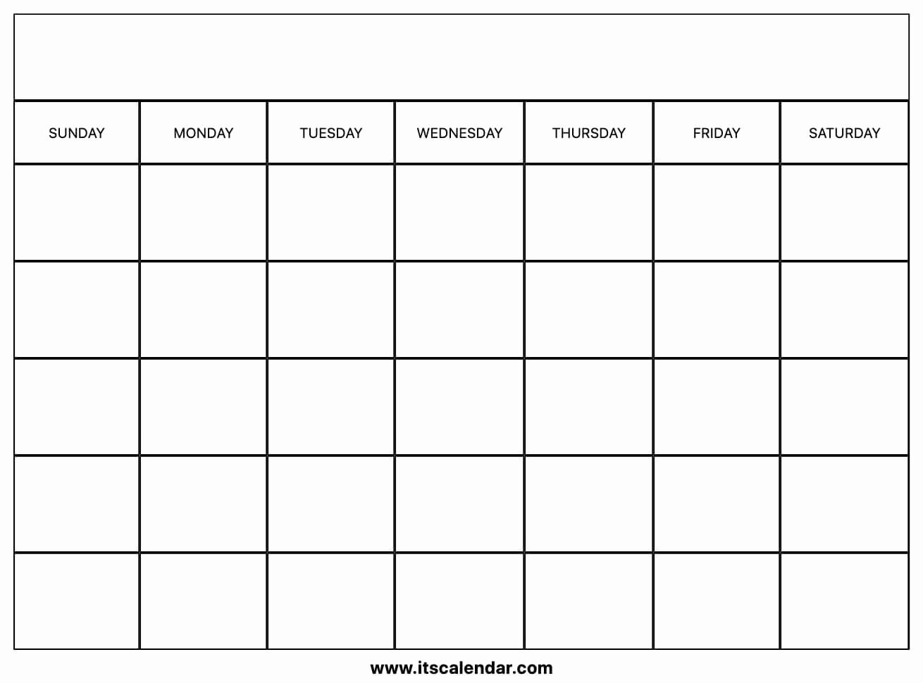 Sunday School Schedule Template Lovely Printable Blank Calendar