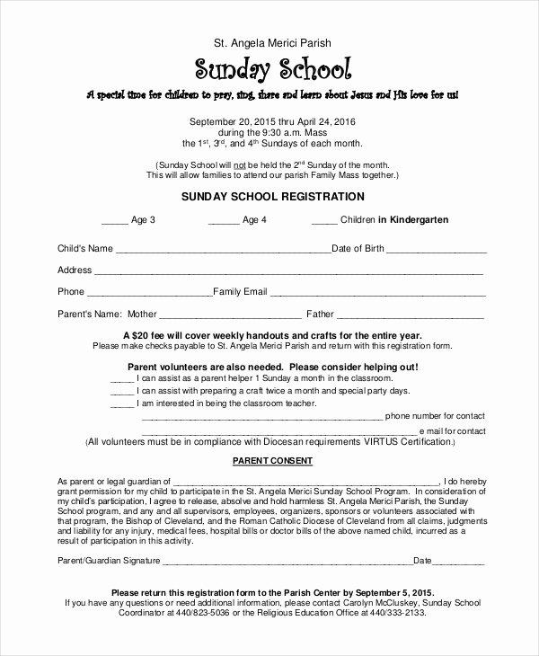 Sunday School Schedule Template Luxury Sunday School Schedule Template – Printable Schedule Template