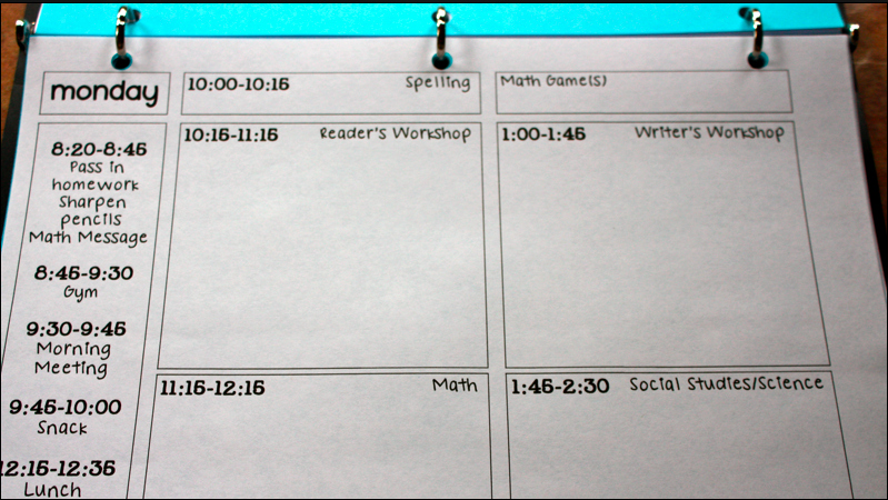 Teacher Day Plan Template Awesome Lesson Plans