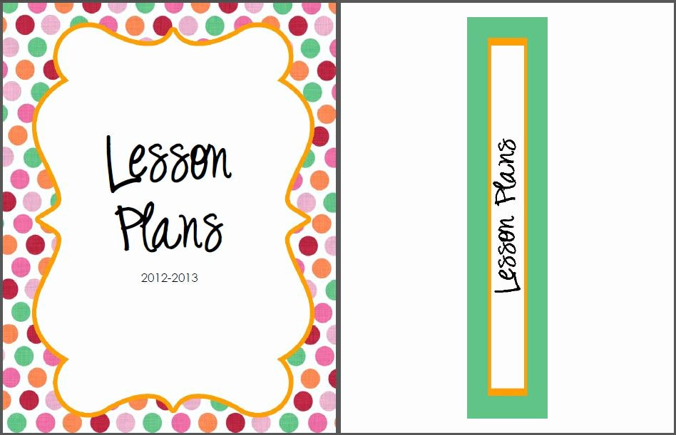 Teacher Lesson Plan Book Template Elegant the Real Teachr Creating A Lesson Plan Book