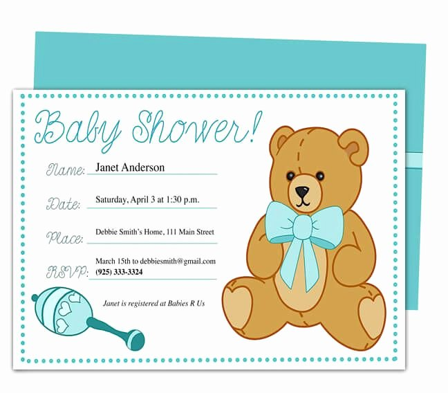 Template for Baby Shower Invitation Best Of 42 Best Baby Shower Invitation Templates Images On