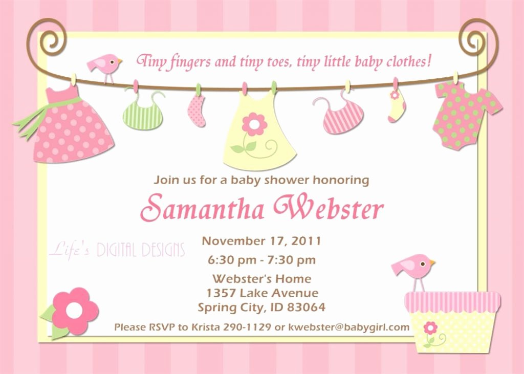 Template for Baby Shower Invitation Best Of top 10 Baby Shower Invitations original for Boys and Girls
