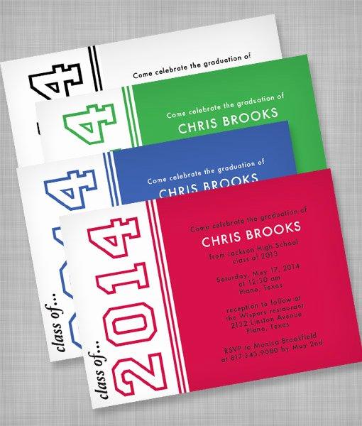 Template for Graduation Invitation Beautiful High School Graduation Invitation Template – Download & Print