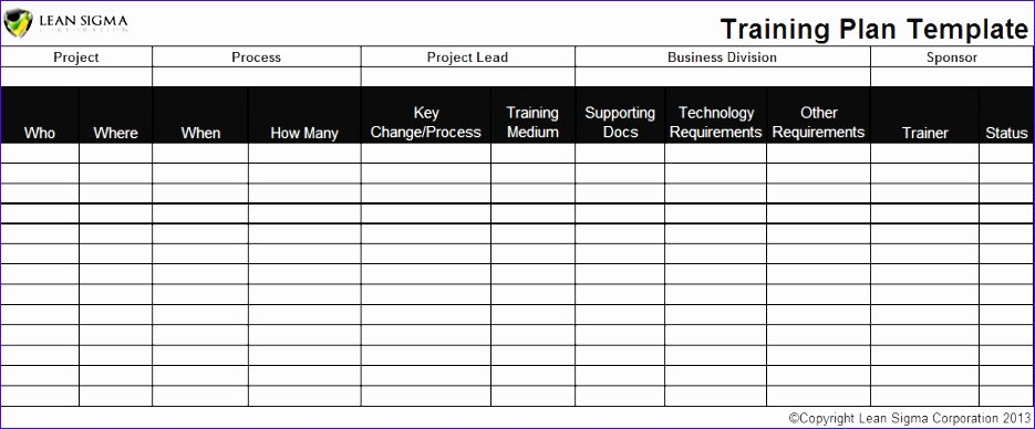 Training Schedule Template Excel Fresh 9 Training Schedule Template Excel Exceltemplates