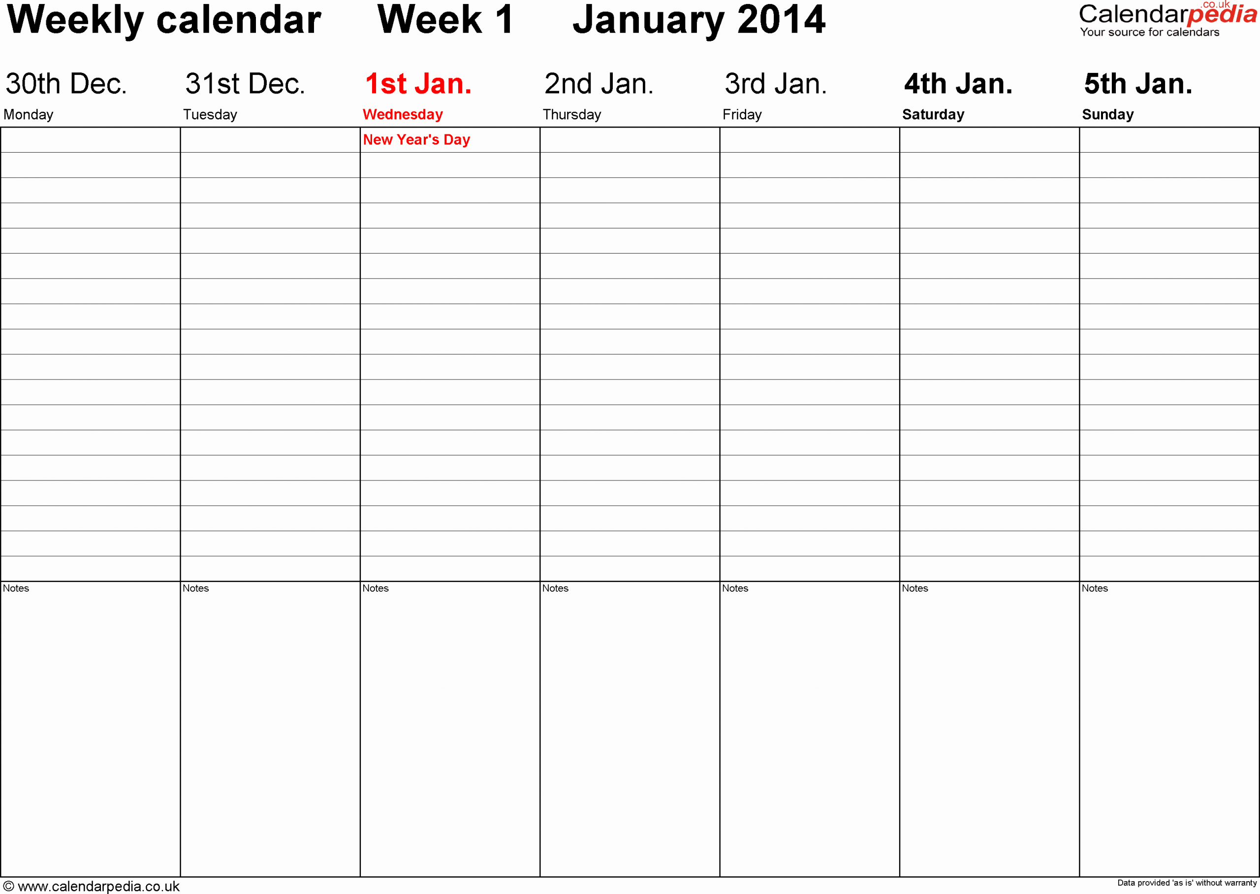 Two Week Schedule Template Unique Week Calendar Template 2014 Driverlayer Search Engine