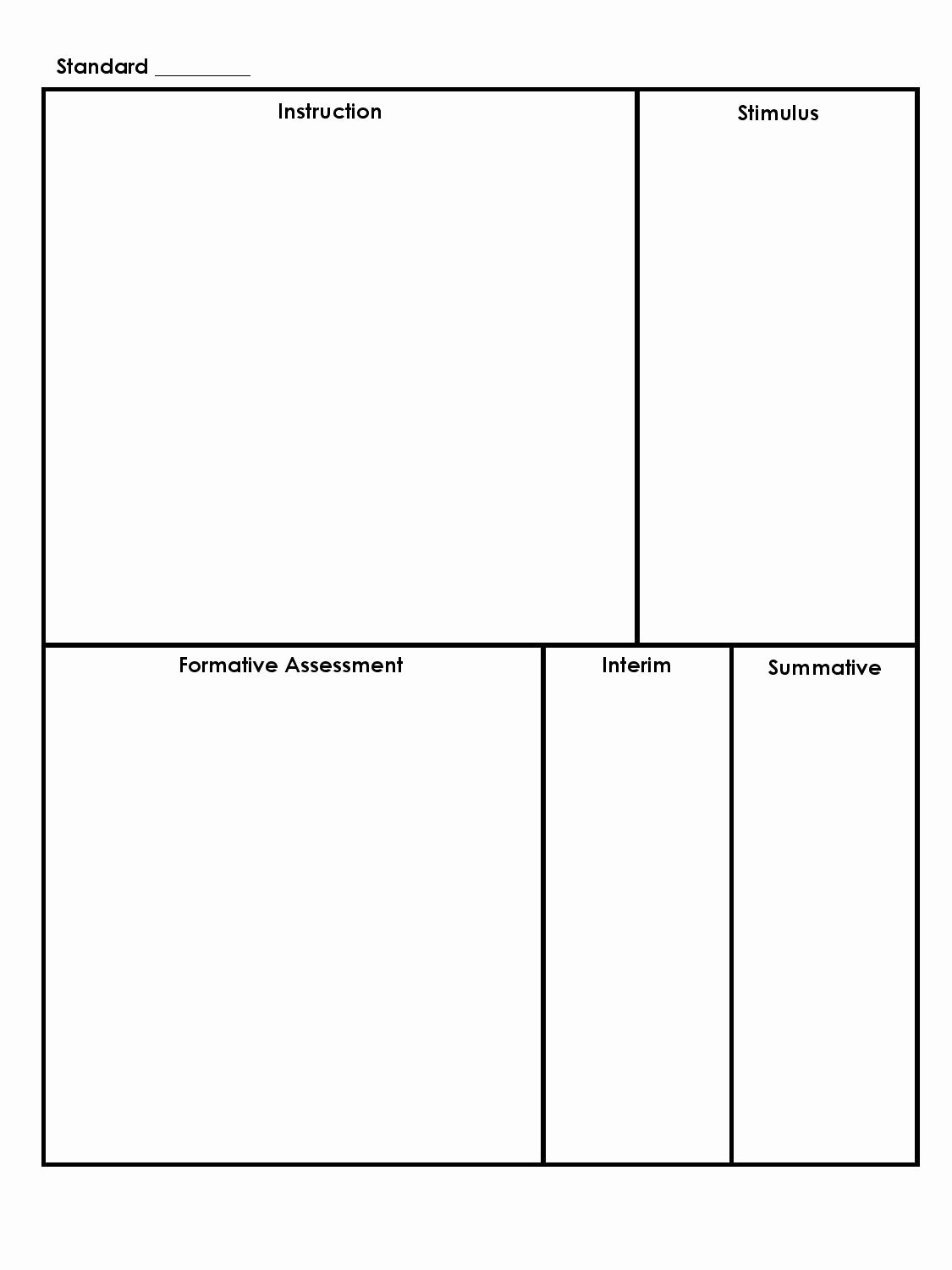 Unit Plan Template Common Core Best Of Mon Core Planning Template Simple Free Template