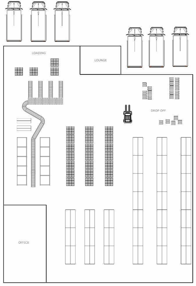 Warehouse Floor Plan Template Elegant Restaurant Kitchen Floor Plans Layout Templates Flooring