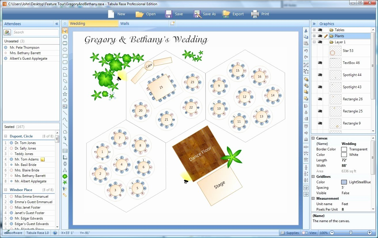 Wedding Floor Plan Template Elegant 30 Of event Table Layout Template