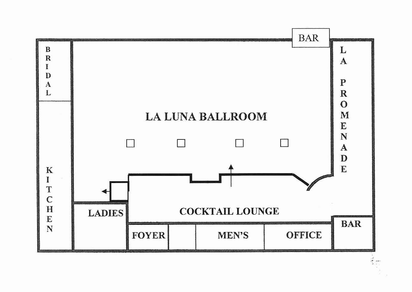 Wedding Floor Plan Template Elegant La Luna Venue Layout La Luna Banquet Hall Wedding