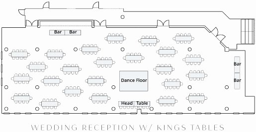 Wedding Floor Plan Template Lovely the Dalcy Private event Hall