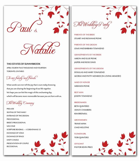Wedding Flowers order form Template Beautiful Unavailable Listing On Etsy