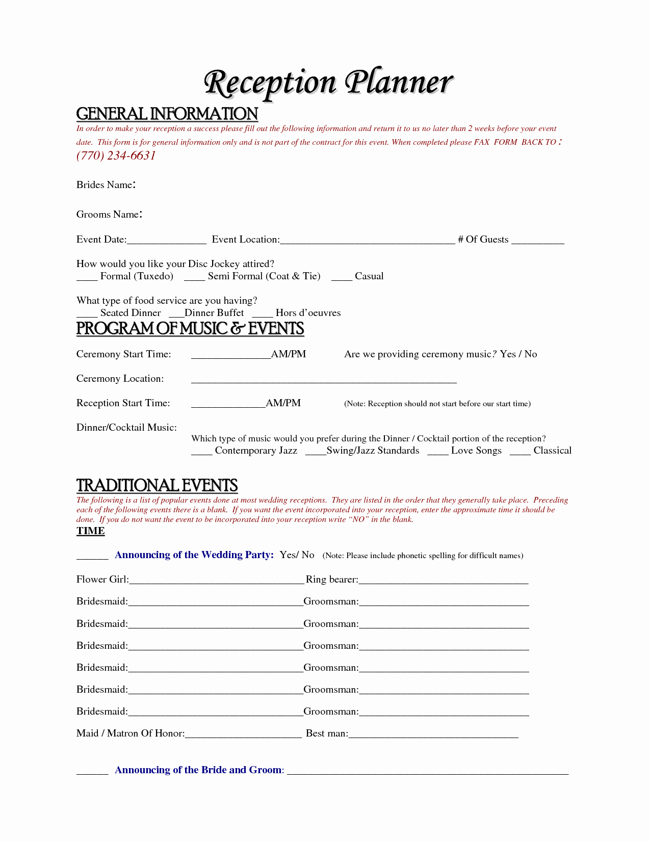 Wedding Flowers order form Template Best Of Pin by Yesidomariage On La Voiture Des Mariés In 2019