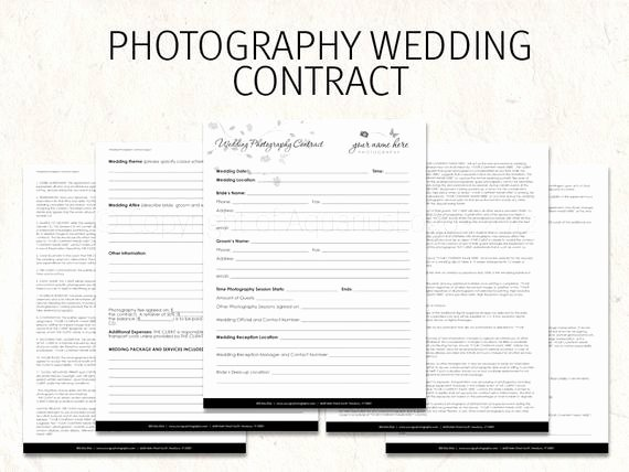 Wedding Flowers order form Template Fresh Wedding Graphy Contract Business forms butterfly Flowers